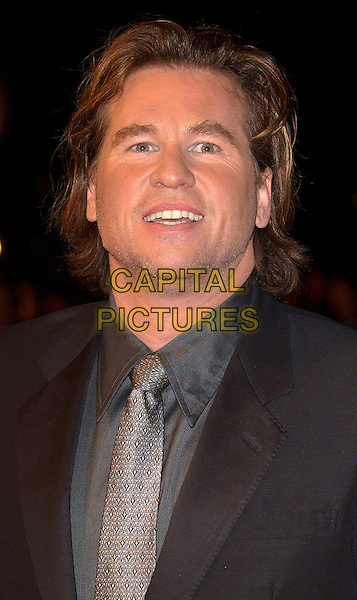 "VAL KILMER.UK Premiere of ""Alexander"",.Odeon Cinema Leicester Square, London, .January 5th 2005..portrait headshot.Ref: BEL.www.capitalpictures.com.sales@capitalpictures.com.©Tom Belcher/Capital Pictures ."
