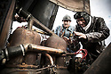 10/11/18 - ISSOIRE - PUY DE DOME - FRANCE - Essais RENAULT EF de 1914, requisitionnee durant la Premiere Guerre Mondiale - Photo Jerome CHABANNE
