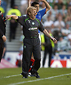 20/08/2005         Copyright Pic : James Stewart.File Name : jspa19 rangers v celtic.CELTIC MANAGER GORDON STRACHAN DURING THE GAME AGAINST RANGERS.....Payments to :.James Stewart Photo Agency 19 Carronlea Drive, Falkirk. FK2 8DN      Vat Reg No. 607 6932 25.Office     : +44 (0)1324 570906     .Mobile   : +44 (0)7721 416997.Fax         : +44 (0)1324 570906.E-mail  :  jim@jspa.co.uk.If you require further information then contact Jim Stewart on any of the numbers above.........