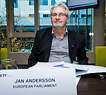 BRUSSELS - BELGIUM - 25 November 2016 -- European Training Foundation (ETF) Governing Board meeting. -- Jan Andersson, former MEP (Sweden). -- PHOTO: Juha ROININEN / EUP-IMAGES