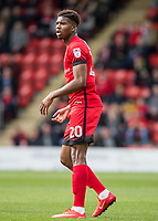 Rowan Liburd of Leyton Orient during the Sky Bet League 2 match between Leyton Orient and Wycombe Wanderers at the Matchroom Stadium, London, England on 1 April 2017. Photo by Andy Rowland.
