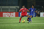 Myanmar vs Cambodia during their AFF Suzuki Cup 2008 Group A match at Jalak Harupat Stadium on 09 December 2008, in Bandung, Indonesia. Photo by Stringer / Lagardere Sports