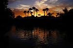 Sunsets June Ocotillo