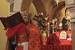 Israel, a prayer at St. Nicholas Armenian Orthodox Church in Old Jaffa