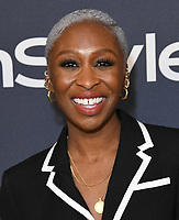 05 January 2020 - Beverly Hills, California - Cynthia Erivo. 21st Annual InStyle and Warner Bros. Golden Globes After Party held at Beverly Hilton Hotel. Photo Credit: Birdie Thompson/AdMedia