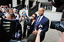 Former Mayor Ray Nagin leaves Federal Court where he was sentenced 10 years for public corruption