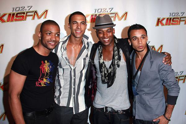 JLS at KIIS FM's Wango Tango 2010 at Staples Center  in Los Angeles, California. May 15, 2010  Credit: Dennis Van Tine/MediaPunch