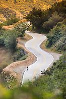 Scenic Glendora Mountain Ridge Road