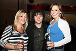 Paddy Casey with Kecia McCash and Fiona Curley at the Paddy Casey Gig in The Last Straw in Bettystown...(Photo credit should read Jenny Matthews www.newsfile.ie)....This Picture has been sent you under the conditions enclosed by:.Newsfile Ltd..The Studio,.Millmount Abbey,.Drogheda,.Co Meath..Ireland..Tel: +353(0)41-9871240.Fax: +353(0)41-9871260.GSM: +353(0)86-2500958.email: pictures@newsfile.ie.www.newsfile.ie.