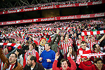 Football match during La Liga between the teams Athletic Club &. Real Madrid in San Mames Berria Stadium in Bilbao.<br /> Bilbao, 7/03/2015<br /> PHOTOCALL3000 / DyD