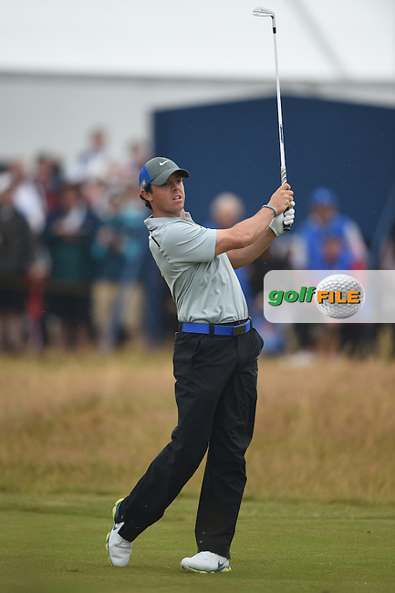 Rory MCILROY (NIR) during round three of The 143rd Open championship Royal Liverpool Golf club, Hoylake, England.: Picture Fran Caffrey www.golffile.ie: 19th July 2014