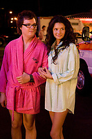 Sex Drive (2008) <br /> Clark Duke &amp; Alice Greczyn<br /> *Filmstill - Editorial Use Only*<br /> CAP/MFS<br /> Image supplied by Capital Pictures