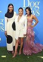 5 August 2018-  Century City, California - Nina Dobrev, Eva Longoria, Vanessa Hudgens. Premiere Of LD Entertainment's &quot;Dog Days&quot; held at Westfield Century City. <br /> CAP/ADM/FS<br /> &copy;FS/ADM/Capital Pictures