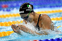 Carraro Martina ITA <br /> Women's Medley 4x100m <br /> Hangh Zhou 16/12/2018 <br /> Hang Zhou Olympic &amp; International Expo Center <br /> 14th Fina World Swimming Championships 25m <br /> Photo Andrea Staccioli/ Deepbluemedia /Insidefoto