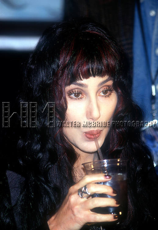CHER   11/13/98.PROMOTING HER NEW AUTOBIOGRAPHY AND CD,.THE FIRST TIME AND BELIEVE. BARNES AND BOBLE, NYC..© Walter McBride/WM Photography