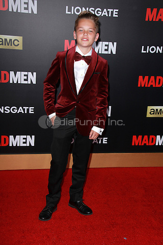 Mason Vale Cotton on hand the AMC celebration of the final 7 episodes of 'Mad Men' with The Black & Red Ball at the Dorothy Chandler Pavilion on March 25, 2015 in Los Angeles, California.  Credit: David Edwards/DailyCeleb/MediaPunch