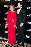 Ana Botella and Alonso Aznar attends the photocall organized by Vanity Fair to reward Placido Domingo as &quot;Person of the Year 2015&quot; at the Ritz Hotel in Madrid, November 16, 2015.<br /> (ALTERPHOTOS/BorjaB.Hojas)
