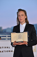 CANNES, FRANCE. May 25, 2019: Celine Sciamma at the Palme d'Or Awards photocall at the 72nd Festival de Cannes.<br /> Picture: Paul Smith / Featureflash