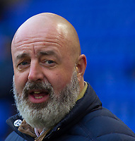 Rochdale manager Keith Hill before the Sky Bet League 1 match between Oldham Athletic and Rochdale at Boundary Park, Oldham, England on 18 November 2017. Photo by Juel Miah/PRiME Media Images