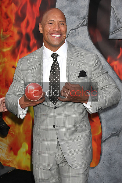 Dwayne Johnson<br />