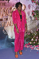 Clara Amfo<br /> 'The Nutcracker and the Four Realms' European Film Premiere at Westfield, London, England  on November 01,  2018.<br /> CAP/PL<br /> &copy;Phil Loftus/Capital Pictures