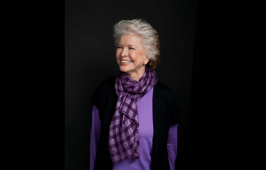 "Actress Ellen Burstyn photographed for the Creative Coalition ""It Starts with the Arts"" Project"