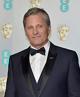 LONDON, UK - FEBRUARY 10:  Viggo Mortensen at the 72nd British Academy Film Awards held at Albert Hall on February 10, 2019 in London, United Kingdom. <br /> CAP/MPIIS<br /> ©MPIIS/Capital Pictures