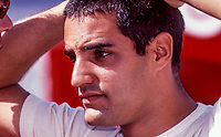 Juan Montoya, Marlboro Grand Prix of Miami, CART race, March 26, 2000.  (Photo by Brian Cleary/bcpix.com)