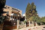 Israel, Jerusalem, Komemiyut (Talbiya) neighborhood<br />