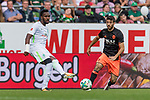 05.08.2017, Weserstadion, Bremen, GER, FSP, SV Werder Bremen (GER) vs FC Valencia (ESP)<br /> <br /> im Bild<br /> Ulisses Alexandre Garcia (Werder Bremen #20), <br /> <br /> Foto &copy; nordphoto / Ewert