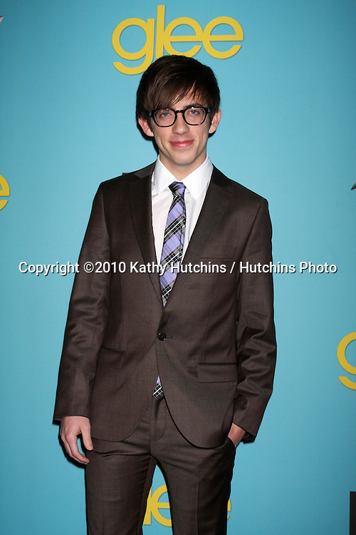 Kevin McHale.arrives at the GLEE Spring Premiere Party 2010.Chateau Marmont.Los Angeles, CA.April 12, 2010.©2010 Kathy Hutchins / Hutchins Photo...