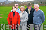 Killarney Community Services are calling on more people to get involved in volunteering and helping run this vital service for the elderly of Killarney and the surrounding areas. .Back L-R Acting nurse manager, Oliver Daly and chairperson John Kelly. .Front L-R nurse, Shelia Grady, voluntary management committee Olive Sheehan and Pat Doyle (transport).