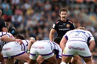 Nic White of Exeter Chiefs. Gallagher Premiership match, between Exeter Chiefs and Leicester Tigers on September 1, 2018 at Sandy Park in Exeter, England. Photo by: Patrick Khachfe / JMP