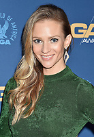 HOLLYWOOD, CA - FEBRUARY 02: A. J. Cook  attends the 71st Annual Directors Guild Of America Awards at The Ray Dolby Ballroom at Hollywood &amp; Highland Center on February 02, 2019 in Hollywood, California.<br /> CAP/ROT/TM<br /> &copy;TM/ROT/Capital Pictures