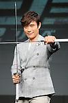 Byung-hun Lee, May 27, 2013 : South Korean actor Byung-Hun Lee attends G.I.Joe: Retaliation press conference on 27 May 2013 Tokyo Japan. (Photo by Mooto Naka/AFLO)