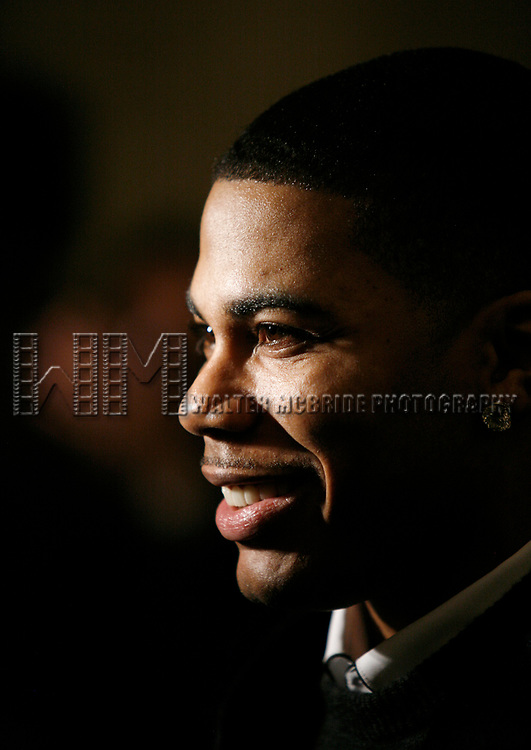Nelly attending the One Night Only Benefit ...  THE YELLOW BRICK ROAD NOT TAKEN. The evening celebrates the 5th Anniversay of WICKED on Broadway at the Gershwin Theatre in New York City. October 27, 2008