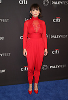 """24 March 2019 - Hollywood, California - Ginnifer Goodwin. 2019 PaleyFest LA - """"The Twilight Zone"""" held at The Dolby Theater. <br /> CAP/ADM/FS<br /> ©FS/ADM/Capital Pictures"""