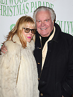 ***FILE PHOTO*** ***Robert Wagner Deemed A Person Of Interest In The Death Of Natalie Wood***Hollywood, CA - NOVEMBER 27: Jill St. John, Robert Wagner, At 85th Annual Hollywood Christmas Parade At Hollywood Blvd, California on November 27, 2016. <br /> CAP/MPI/FS<br /> &copy;FS/MPI/Capital Pictures