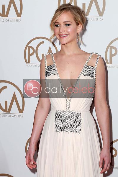 Jennifer Lawrence<br /> at the Producers Guild of America Awards 2015, Century Plaza Hotel, Century City, CA 01-24-15<br /> David Edwards/DailyCeleb.com 818-249-4998