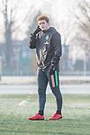 11.01.2018, Trainingsgelaende, Bremen, GER, 3.FBL, Training Werder Bremen II<br /> <br /> im Bild<br /> Joshua Sargent (Neuzugang Werder Bremen #), <br /> <br /> Foto &copy; nordphoto / Ewert