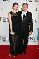 Les Moonves at the 66th Annual Tony Awards at The Beacon Theatre on June 10, 2012 in New York City. Credit: RW/MediaPunch Inc.