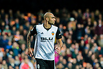 Simone Zaza of Valencia CF reacts during the La Liga 2017-18 match between Valencia CF and Villarreal CF at Estadio de Mestalla on 23 December 2017 in Valencia, Spain. Photo by Maria Jose Segovia Carmona / Power Sport Images
