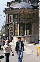 Türkei, Kiosk auf der Ordu Caddesi in Istanbul