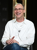 PASADENA, CA - FEBRUARY 4: EP/Writer Joel Fields during the FOSSE / VERDON panel for the 2019 FX Networks Television Critics Association Winter Press Tour at The Langham Huntington Hotel on February 4, 2019 in Pasadena, California. (Photo by Frank Micelotta/FX/PictureGroup)