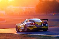 Corvette Racing, 24 Hours of Le Mans, Le Mans FRANCE, June 11-12, 2011, C6.R #73 won the GTE PRO class, ©2011 Richard Prince, richard@rprincephoto.com.
