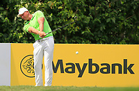 Shaun Norris (RSA) in action on the 8th tee during Round 2 of the Maybank Championship at the Saujana Golf and Country Club in Kuala Lumpur on Friday 2nd February 2018.<br /> Picture:  Thos Caffrey / www.golffile.ie<br /> <br /> All photo usage must carry mandatory copyright credit (&copy; Golffile | Thos Caffrey)