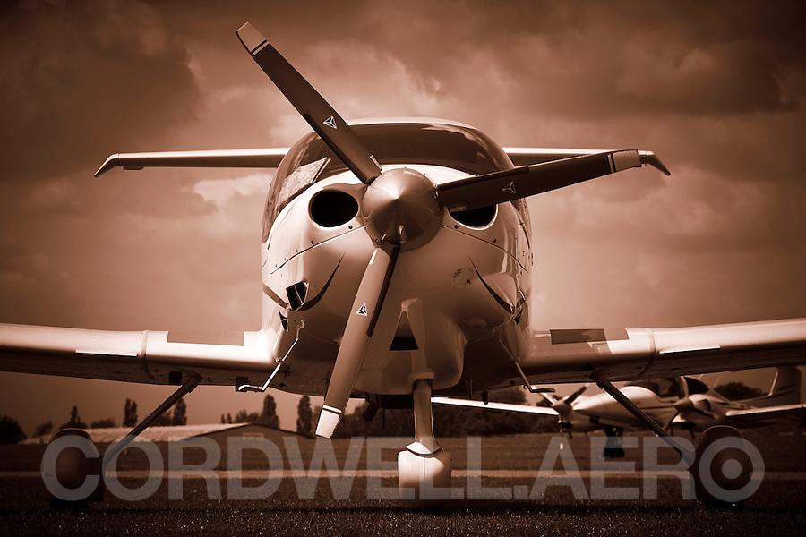 Diamond Aircraft Industries DA 40 D