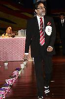 ATENCAO EDITOR: FOTO EMBARGADA PARA VEICULOS INTERNACIONAIS <br />  SAO PAULO, SP, 23 DE OUTUBRO, 2012  -  CONCURSO MISS E MISTER 3ª IDADE DO ESTADO DE SAO PAULO - 19ª edição do  Concurso Miss e Mister 3ª idade do Estado de São Paulo, que aconteceu na tarde dessa terça-feira, 23 - Memorial da America Latina, Barra Funda, zona oeste da capital - FOTO: LOLA OLIVEIRA-BRAZIL PHOTO PRESS