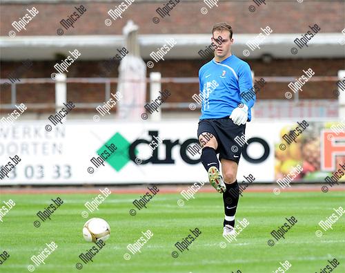 2011-07-31 / Voetbal / seizoen 2011-2012 / 's Gravenwezel / Christophe Beutels..Foto: mpics