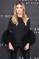 Chloe Lloyd<br /> arriving for the Fenty Beauty by Rihanna launch party at Harvey Nichols, London<br /> <br /> <br /> &copy;Ash Knotek  D3310  19/09/2017